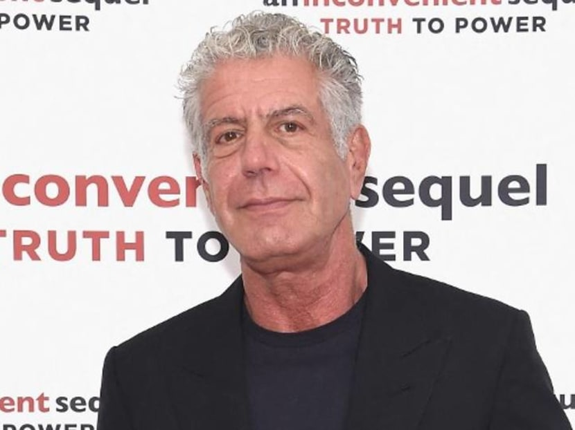 How do you write an Anthony Bourdain travel book without Anthony Bourdain?