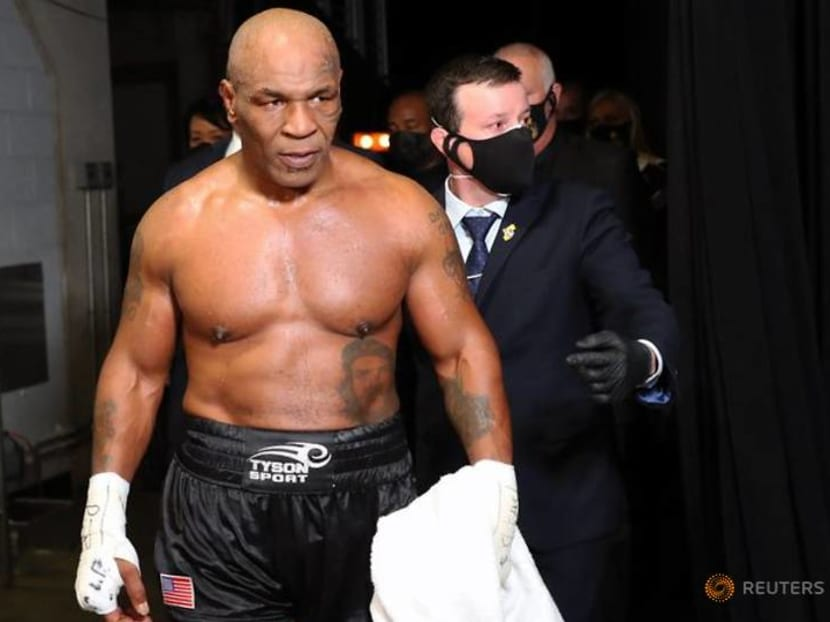 Mike Tyson says psychedelics saved his life, now he hopes they can change the world