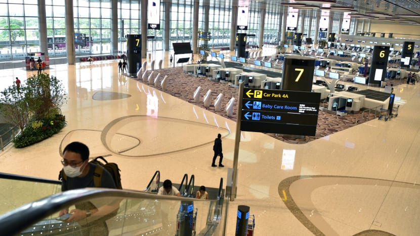 COVID-19: Tenants at Changi Airport to receive 50% rental rebate for 6 months