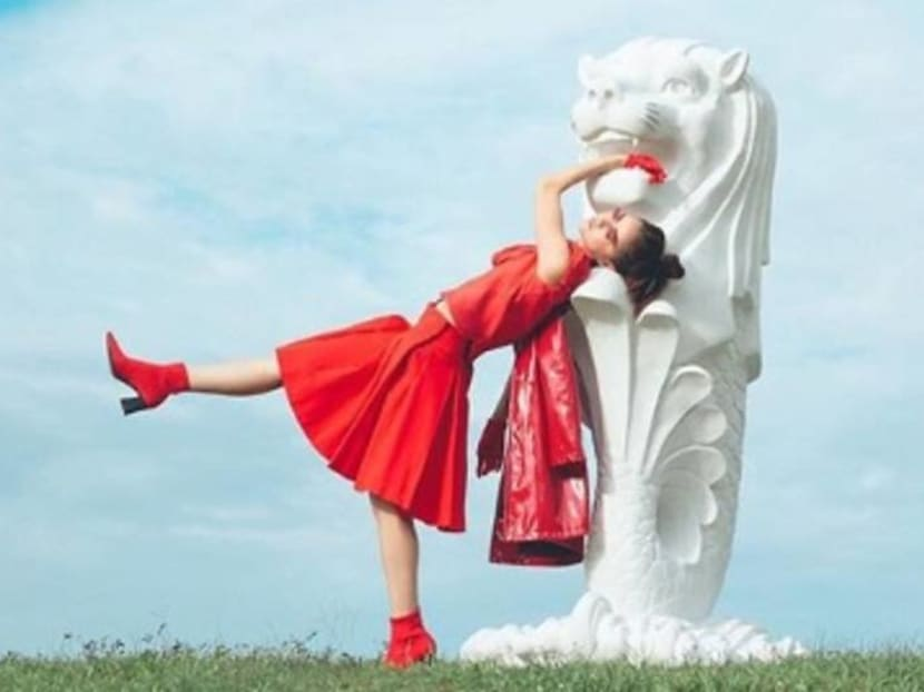 How to wear red and get away with it on National Day