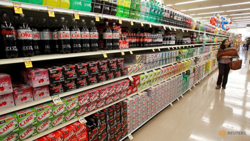 New mandatory nutrition labels, advertising ban for pre-packaged drinks high in sugar