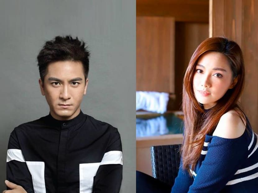 Jacqueline Wong's ex-boyfriend Kenneth Ma admits to dating TVB actress