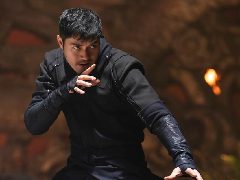 Snake Eyes star Henry Golding says he drew from past job as travel host to create character