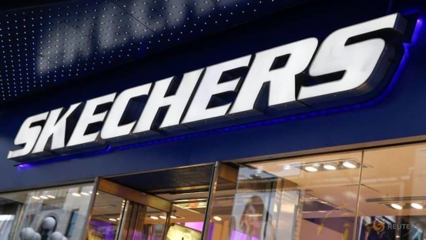 US shoes company Skechers opens flagship Paris store