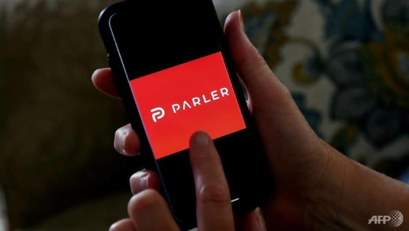 Conservative social network Parler sues Amazon over web shutdown