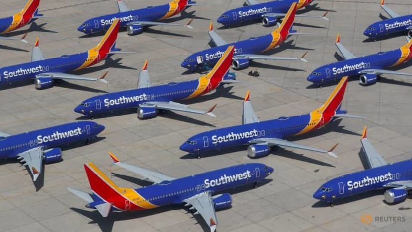 Southwest to take delivery of 35 737 MAX jets through end-2021