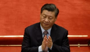 China's Xi warns of 'grim' Taiwan situation in letter to opposition