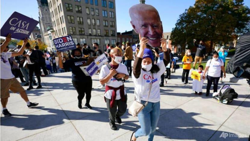 'Welcome back America!' World leaders congratulate Biden and Harris on win