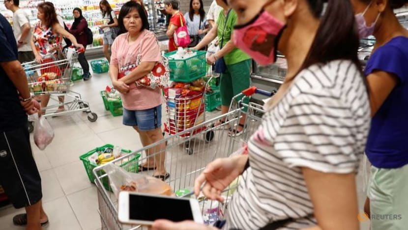 Delivery slots run dry as more turn to online grocery shopping amid COVID-19 concerns