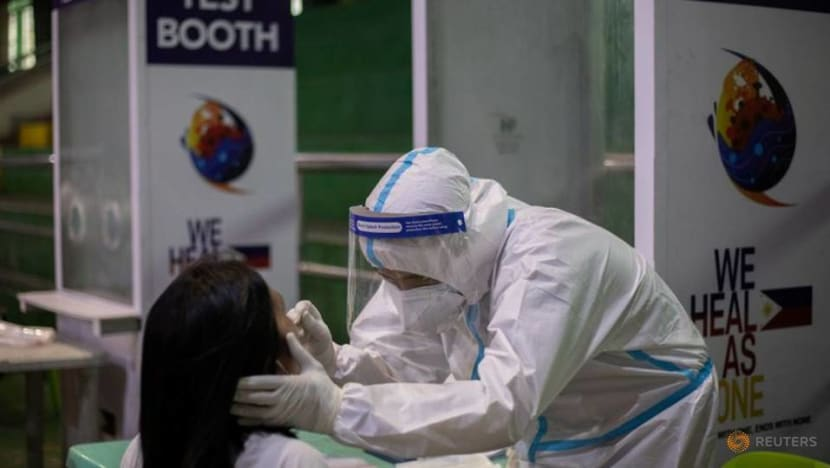 Philippines reports biggest daily spike in COVID-19 cases in nearly two weeks