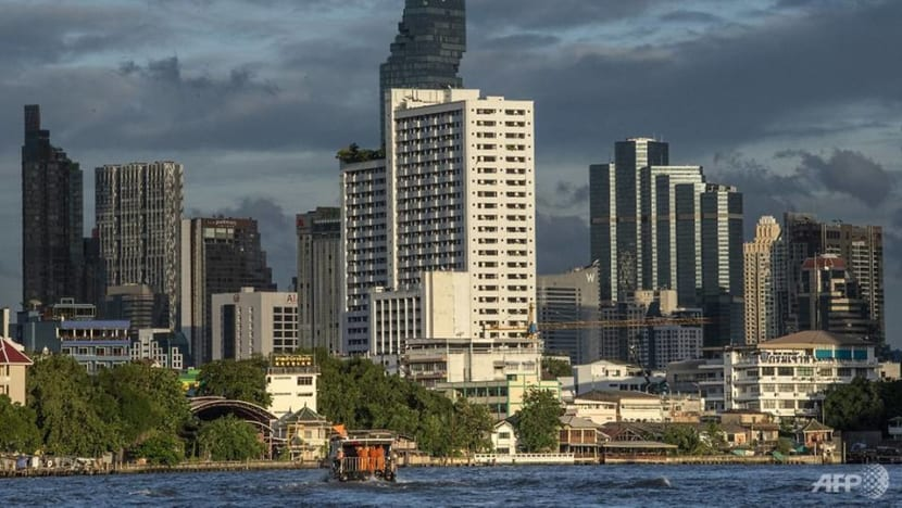 Salty water in Bangkok is new 'reality' as sea pushes farther inland
