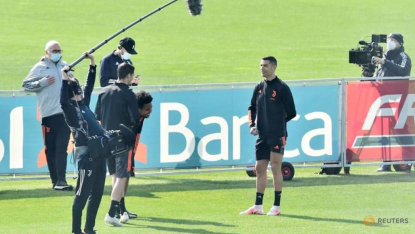 Football: All eyes on Ronaldo to ensure history doesn't repeat itself for Juve