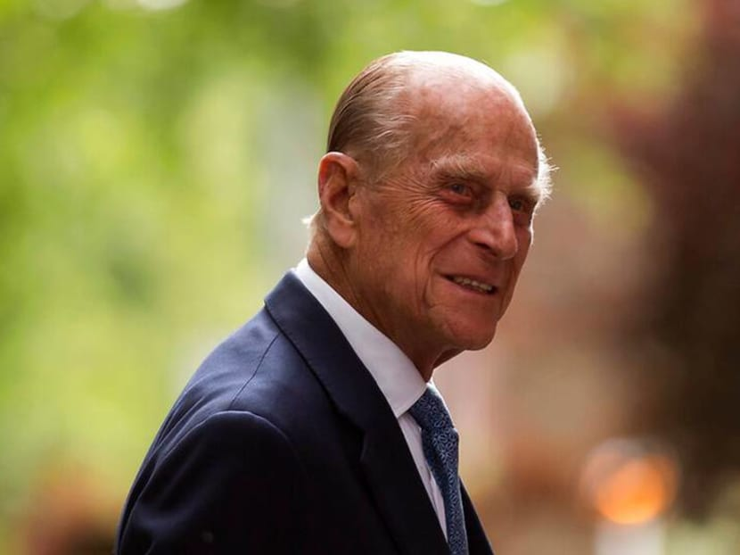 Prince Philip 'wasn't looking forward' to centenary 'fuss', says youngest son