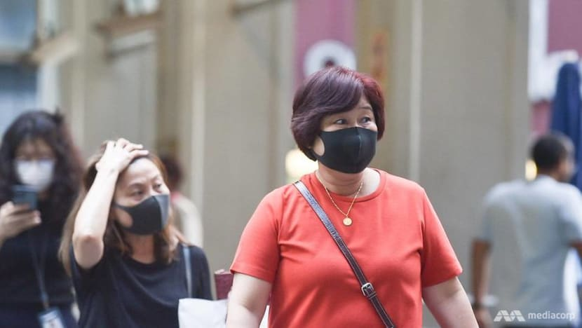 COVID-19: Compulsory to wear mask when leaving the house, says Lawrence Wong