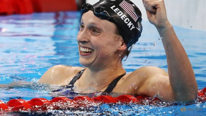 Olympics-Swimming-'Better and better' - Ledecky in the zone for Tokyo quest