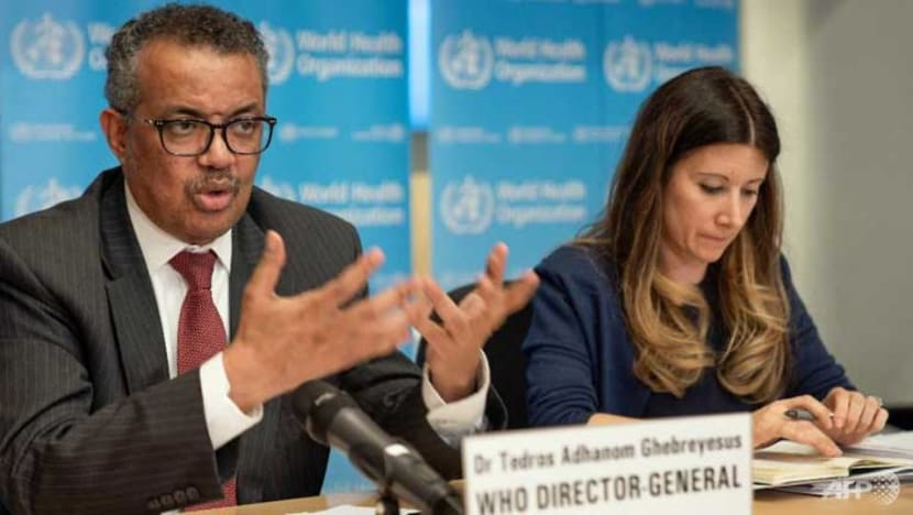 WHO chief calls COVID-19 'enemy against humanity'