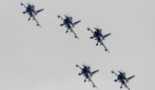 China's biggest air show to display self-sufficiency drive, military prowess