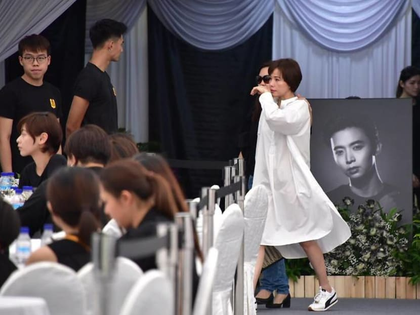 He was 'an angel on earth': Stars bid their final goodbyes to Aloysius Pang