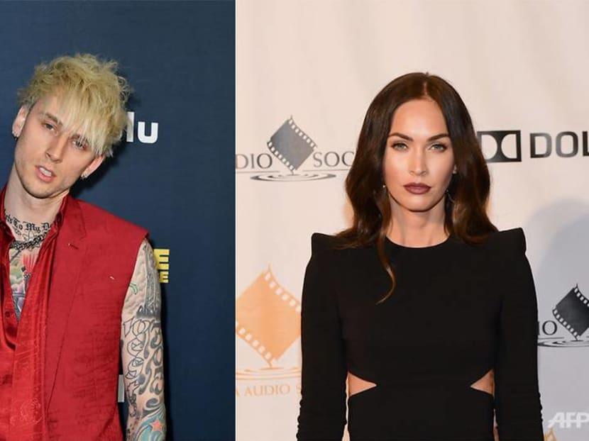 Megan Fox stars in Machine Gun Kelly's video, days after split with husband confirmed