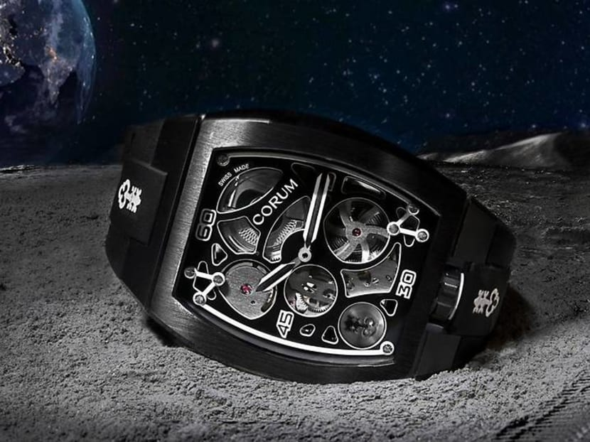 What the future of watchmaking looks like, according to Swiss label Corum
