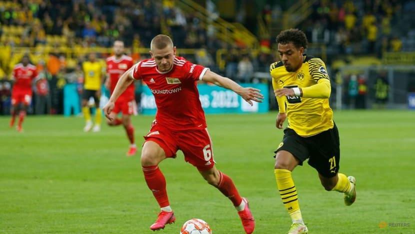 Football: Haaland strikes twice in Dortmund's 4-2 win over Union Berlin