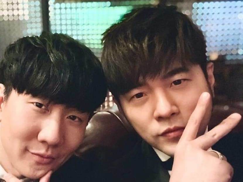 Mandopop singer JJ Lin turns 40 and celebrates in style with famous friends