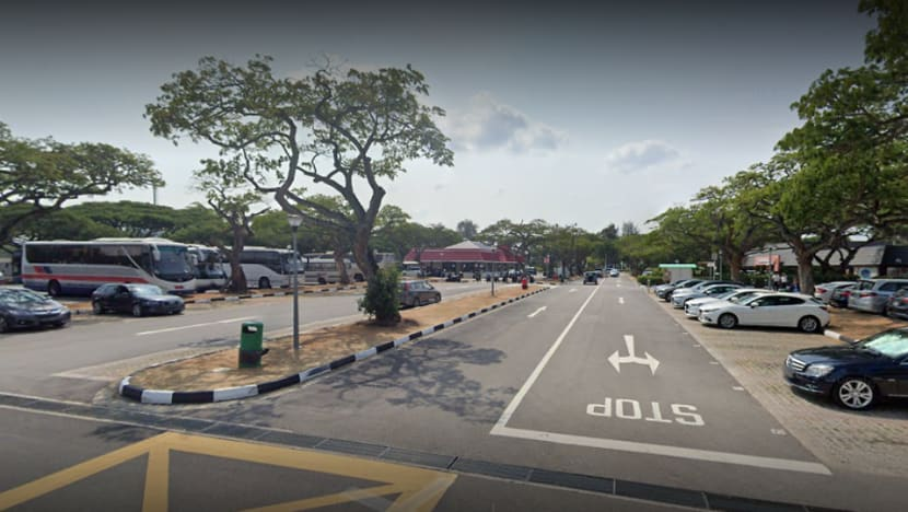 Jail and driving ban for SBS Transit employee who drove into man in car park, killing him