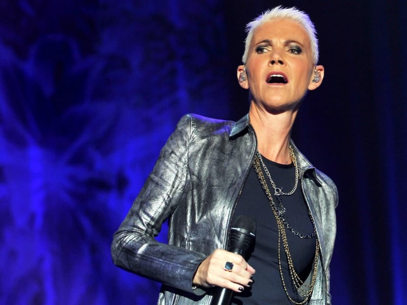 Roxette lead singer Marie Fredriksson dies aged 61