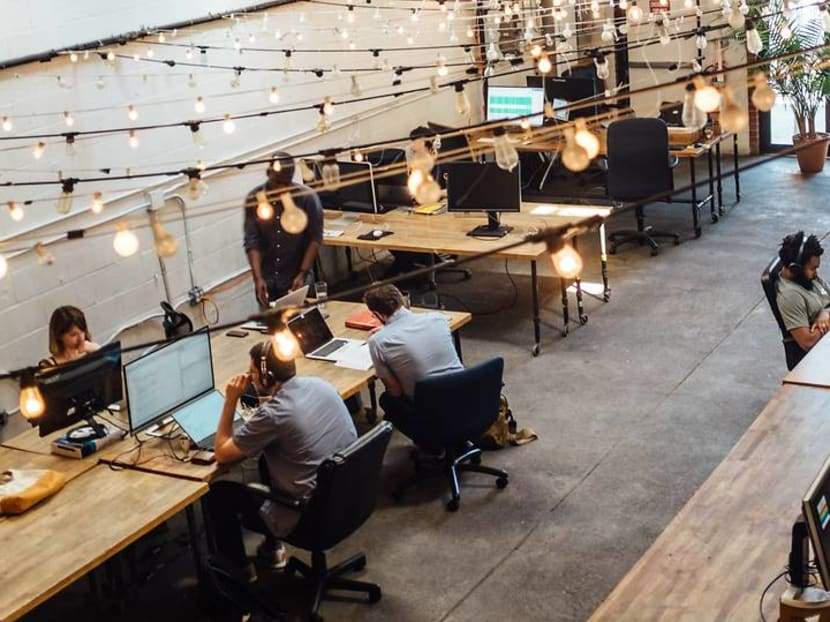 Space invaders: Why more offices are giving way to co-working spaces