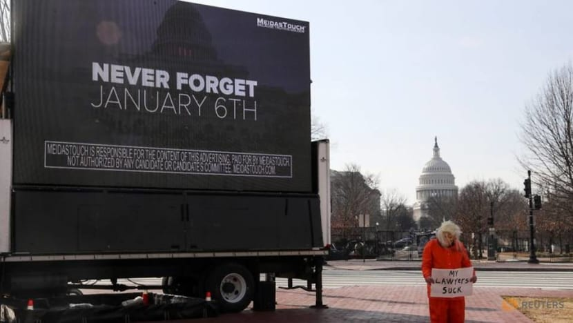 Democrats argue Trump planted seeds of Capitol attack with false election claims