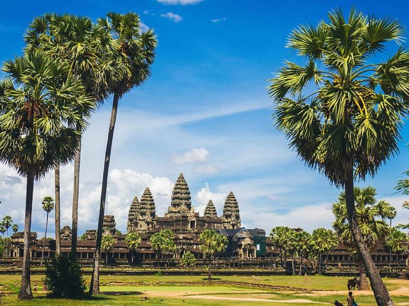 Visitors vanish from Asia's most visited sites