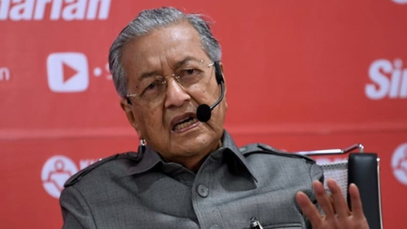 Malaysia will be 'impoverished' if it continues with East Coast Rail Link: PM Mahathir
