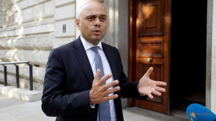 UK's Javid says finance sector is top priority as Brexit nears: Source
