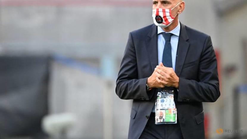 Ex-Roma owner Pallotta rues Monchi mistakes, defends Totti treatment