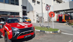 Engineering manager dies of his injuries 3 days after blast in switchgear room at Tuas incineration plant