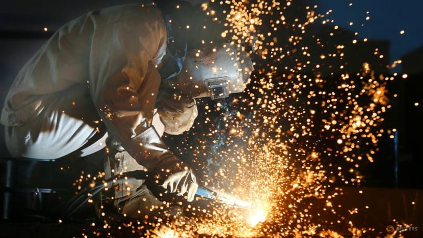 China's industrial profits in July grow 16.4per cent y/y