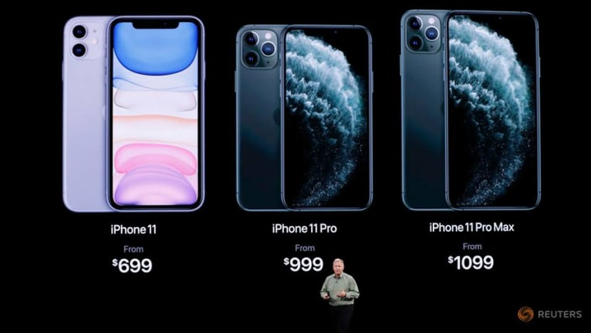 Commentary: With iPhone 11, Apple is playing catch-up