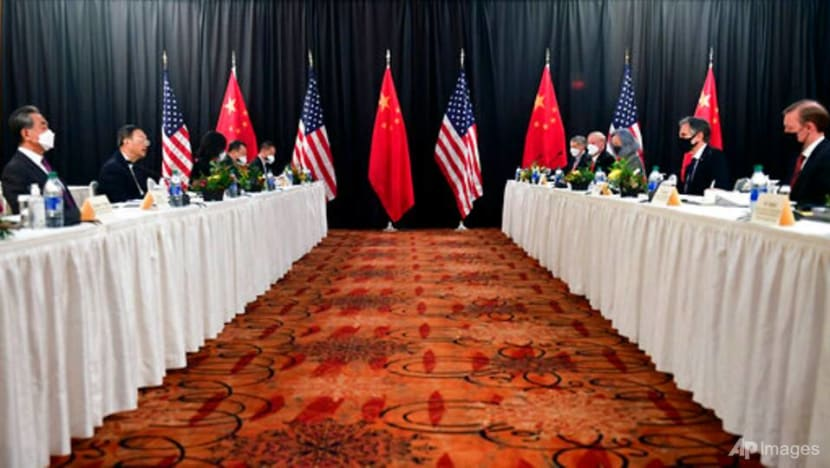 Commentary: Divided Americans can agree on one thing – antagonising China