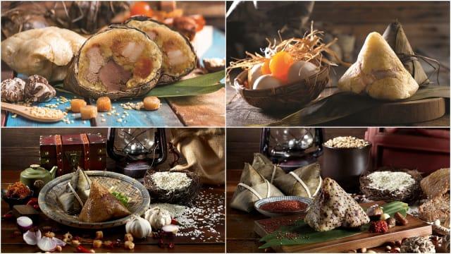 翡翠饮食集团粽子选择多 香辣口味粽迎合本地市场