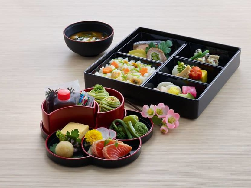 SIA launches meal pre-order service for premium class customers