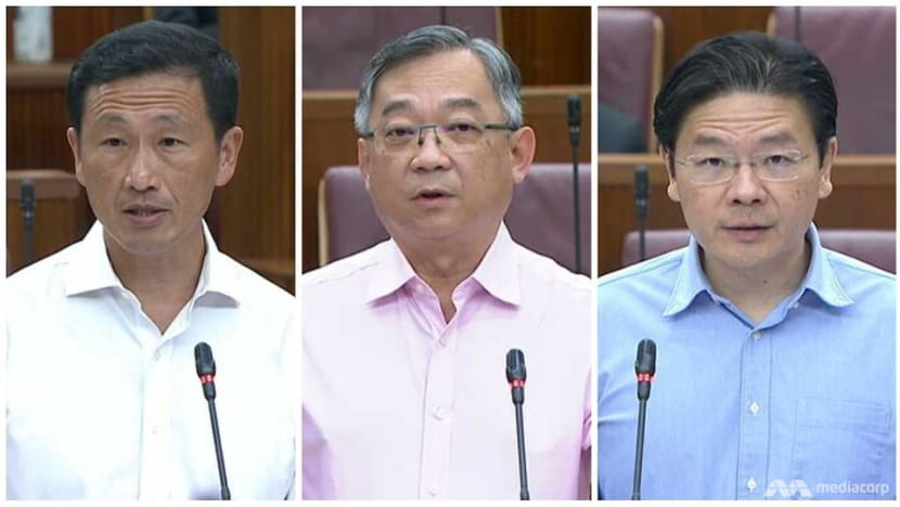 Watch: COVID-19 task force chairs deliver ministerial statements on Government's response to pandemic