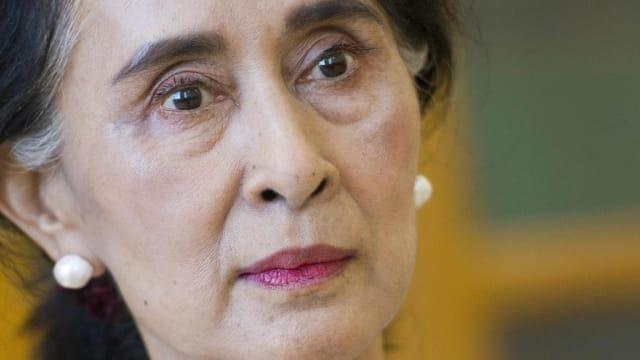 缅军政府:未阻亚细安特使访问缅甸 但不允许见翁山淑枝