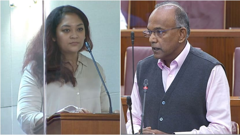 Shanmugam asks WP's Raeesah Khan for details on allegations of police mishandling rape case