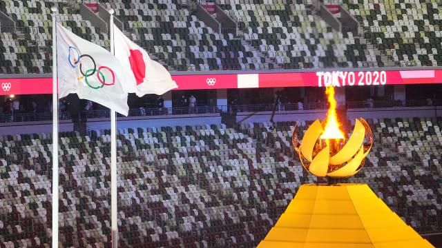 开幕式使用不恰当图像标题 韩国电视台道歉