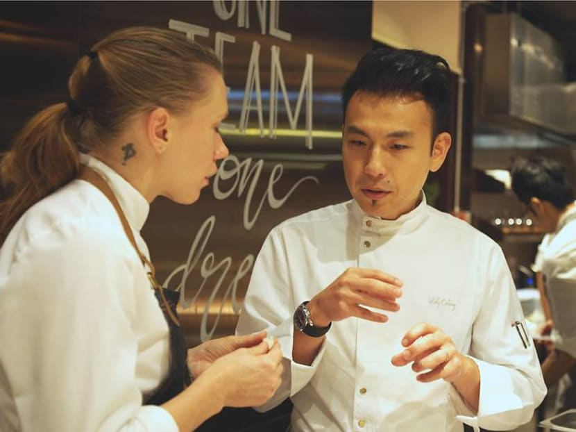 The Hong Kong chef discovering his heritage by 'French-ifying' Chinese food