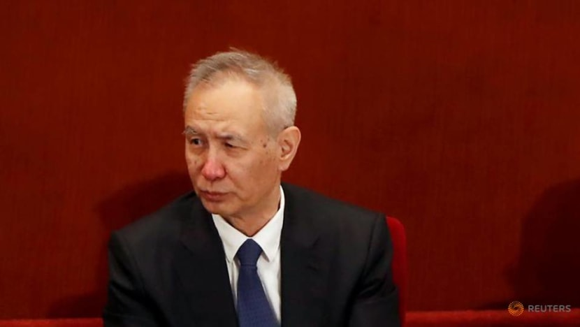 China vice premier holds talks with US trade chief