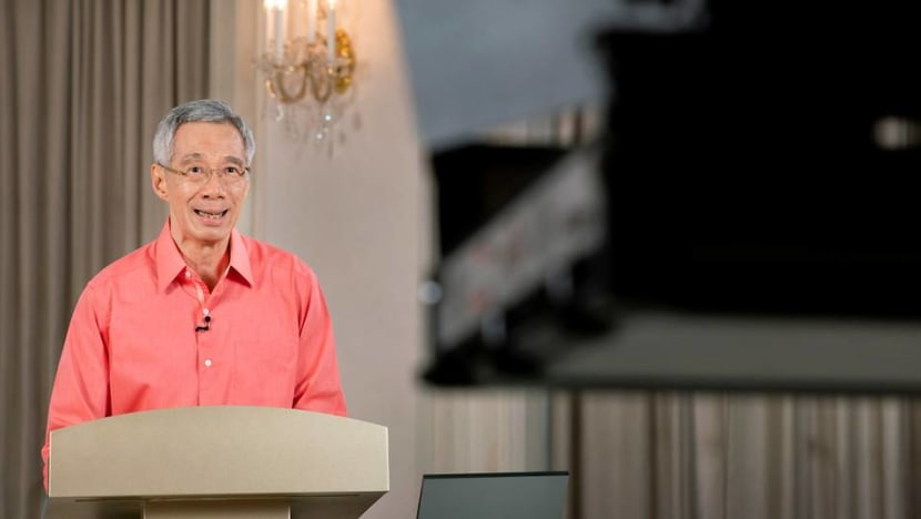 In full: PM Lee's address on Singapore's post-COVID-19 future, the first in a series of ministerial broadcasts
