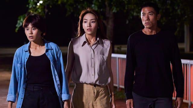 在片场主动和其他演员交谈 洪丽婷:没有沟通压力更大