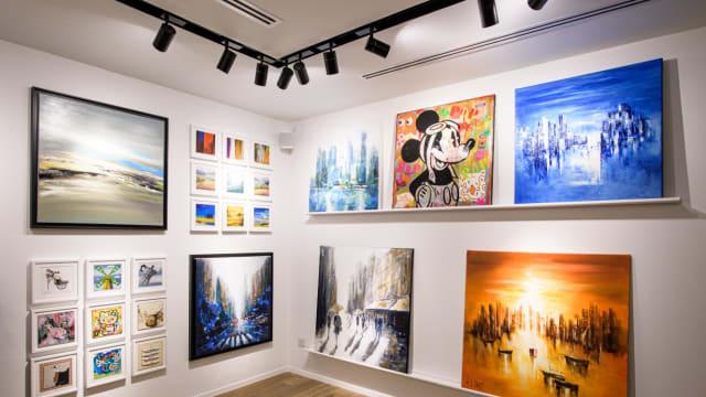 CARRÉ D'ARTISTES画廊登陆本地 让你轻松购得可负担艺术品