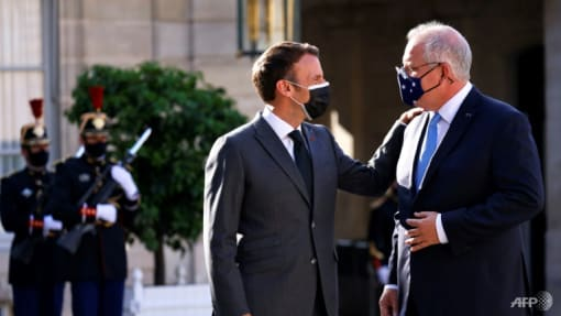 Snubbed Australia to be 'patient' in fixing France ties